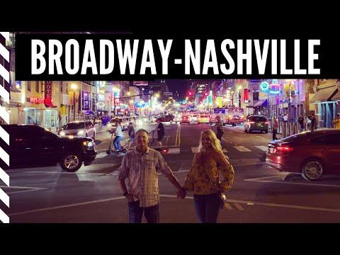 Nashville Broadway Nightlife