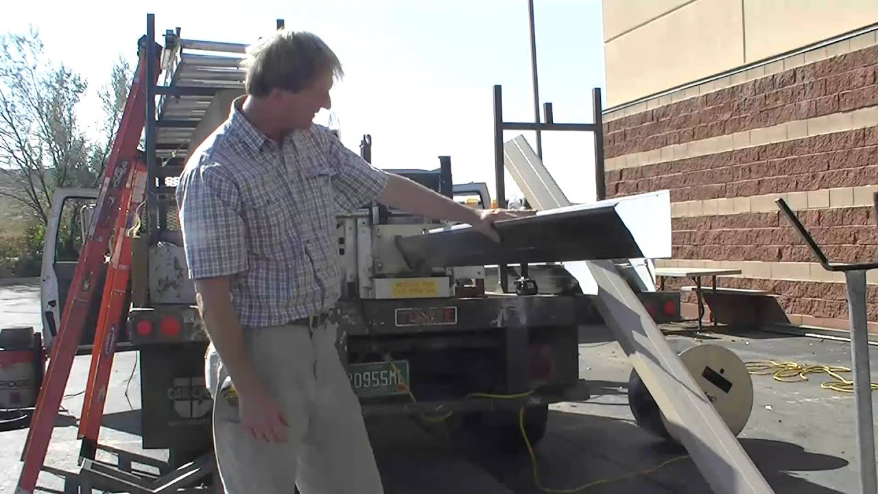 Colorado Seamless Gutters What Is A Quot Seamless Quot Gutter