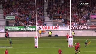 Top 14   8ème journée Oyonnax - Toulon  2013-2014