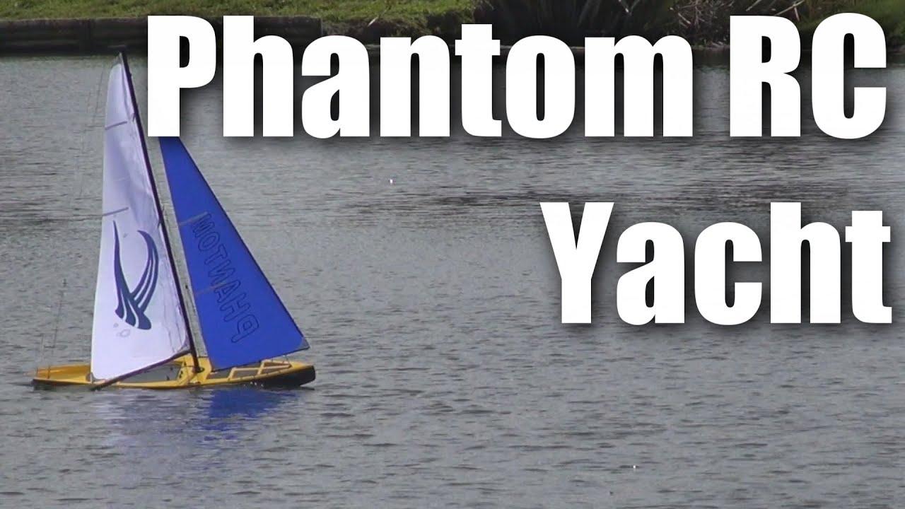 Phantom RC yacht from HobbyKing
