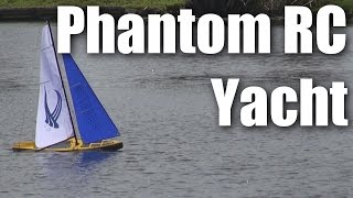Phantom RC yacht from HobbyKing