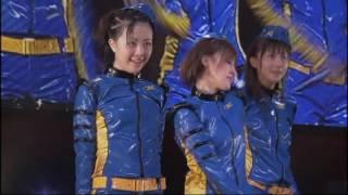 LIVE MIX エナメル衣装がカッコ良い.