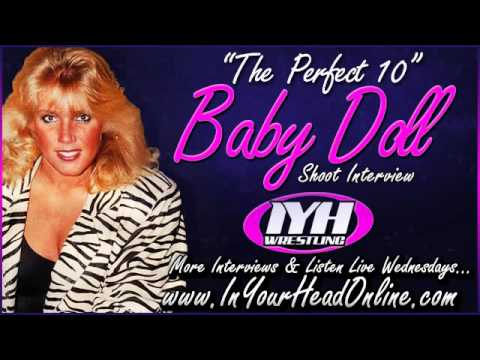Baby Doll Wrestling Shoot Interview