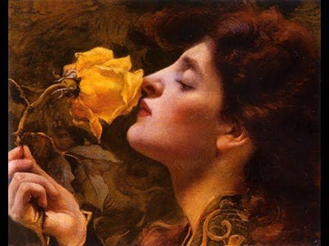 Frantisek (Franz) Dvorak (1862 - 1927) Austrian artist  ✽ Rondò Veneziano / Reverie