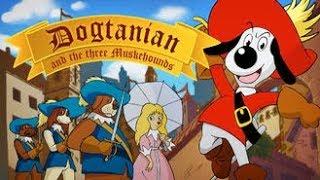 Dogtanian (D'Artagnan) und die drei Musketiere Intro German