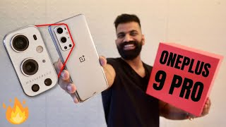 OnePlus 9 Pro 5G Unboxing & First Look - The Perfect Experience #YourBestShot🔥🔥🔥