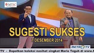 Mario Teguh - Sugesti Sukses