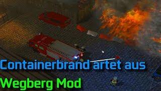 Containerbrand artet aus//Wegberg Mod//60fps