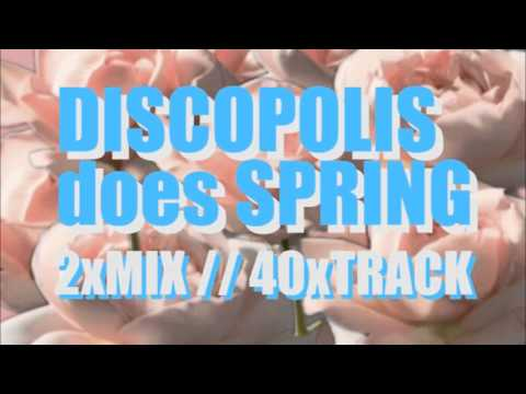 DISCOPOLIS does SPRING 2014 (MiniMix)