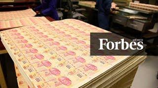 Una fábrica de 1,300 millones... de billetes thumbnail