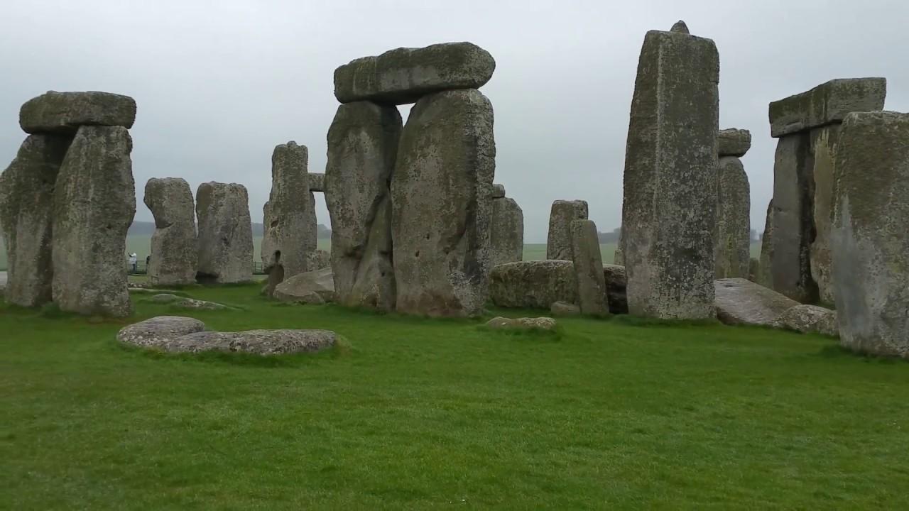 Stonehenge le cercle de pierres