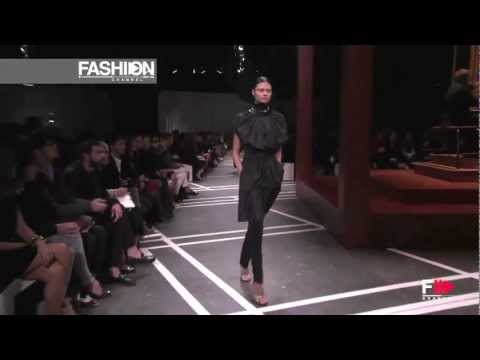 """Givenchy"" Fashion Show Spring Summer 2013 Pret a Porter Woman Paris Fashion Week Full Show"