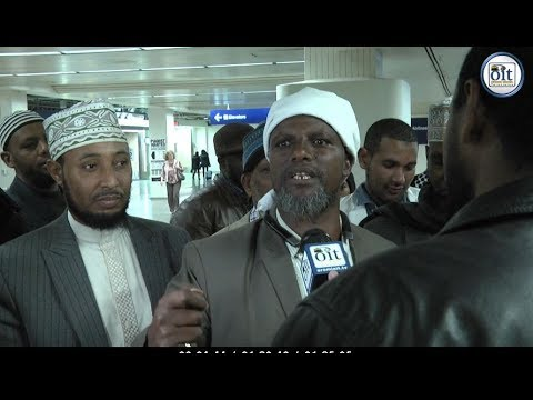 Simannaa Shk Abdusalaam Kadir Tawfi islamic center Minnesota USA