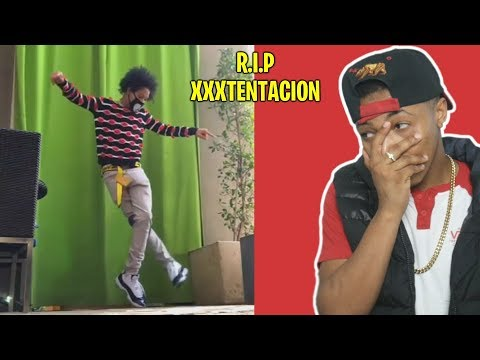 XXXTentacion Dance Tribute - RIP X (People Dancing To His Songs)