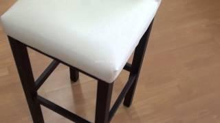 Barová židle Linero s čalouněním Divanti