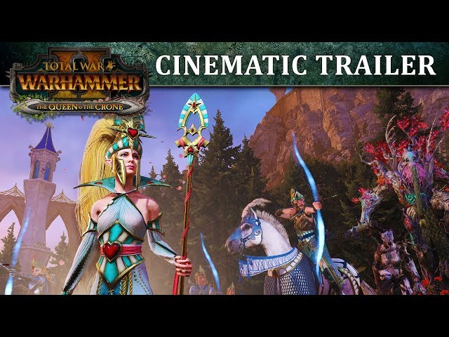 Total War: Warhammer 2 - Queen and the Crone Trailer [PEGI UK]