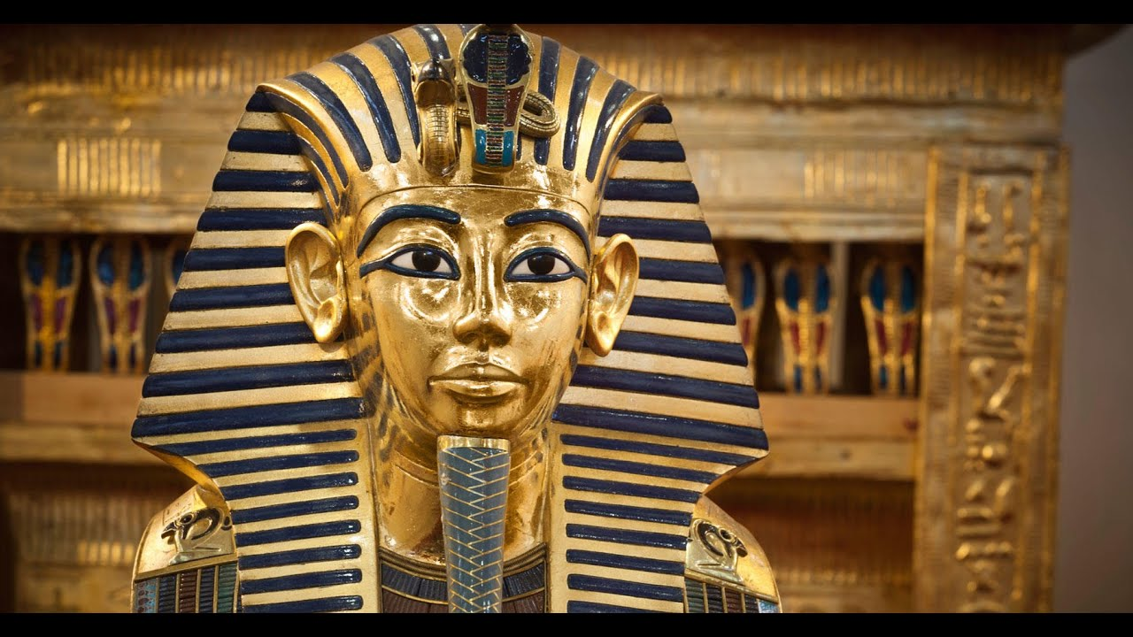 King Tut Tomb Discovery: KING TUT'S GHOST TOMB SECRET CHAMBER FOUND! TUTANKHAMUN