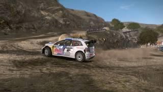 WRC4 Argentina Replay Mode
