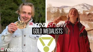 REAL SNOW 2020: Gold Medal Video | X Games