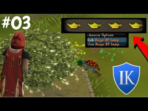 IKOV RSPS ROAD TO MAX #03 2000+ TOTAL LEVEL ALREADY! *XP LAMPS ARE AMAZING!* + GIVEAWAY!!