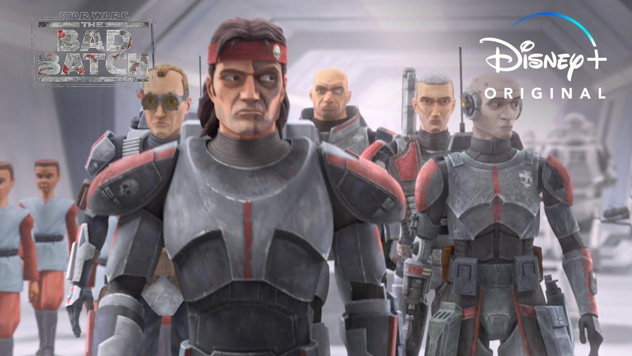 The Batch is Back   Star Wars: The Bad Batch   Disney+