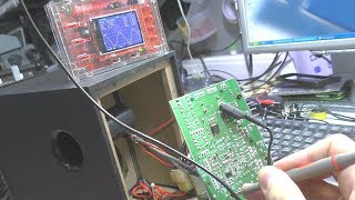 Нет звука на акустике Sven MS-1820