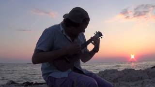 Sitting on the Dock of the Bay - Ukulele Instrumental