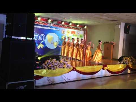 โรงเรียนธัมมสิริศึกษานนทบุรี การแสดงนนทบุรีเมืองงาม
