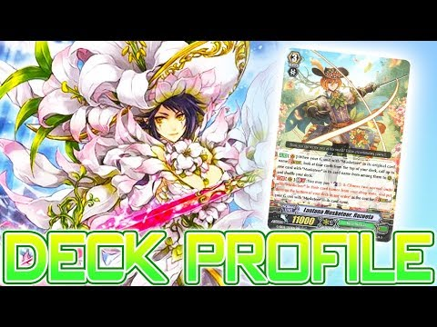 Cardfight!! Vanguard Musketeer G Deck Profile Post Zoo Booster!