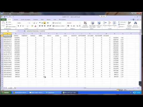 TUTORIAL 8 INDICES DE GESTIÓN.mp4 EASY WORK Videos De Viajes