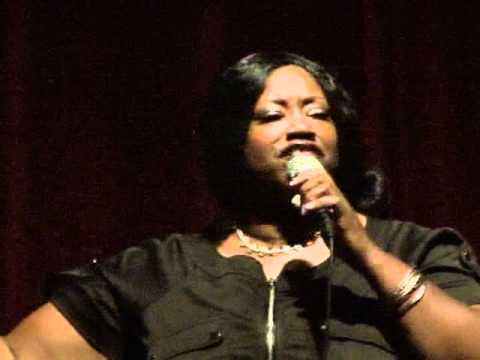 Cynthia Eubanks (Cover) Say A Prayer for Me by Donald Lawrence