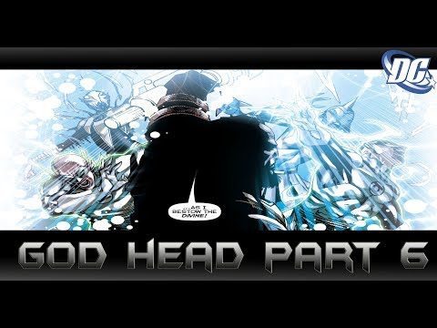 จุดจบของเหล่าแลนเทิร์น [ Godhead Part 6] comic world daily