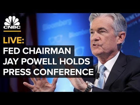 Fed Chair Jerome Powell holds press conference - Jan. 30, 2019