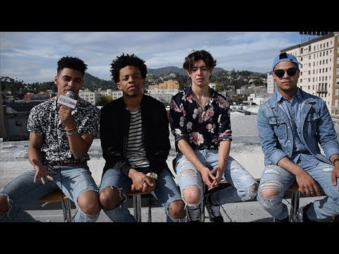 4th Ave Joins us on the Rooftop to Talk 'XOXO'