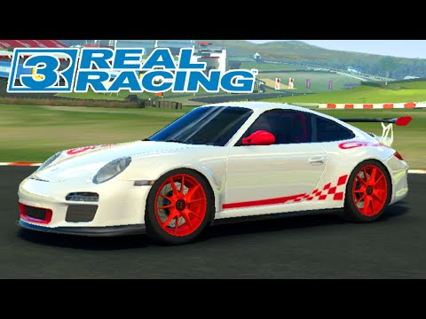 Real Racing 3 - TUNANDO PORSCHE 911 GT3 RS - Smartphone - Tablet - Android - Ios - PT-BR #47