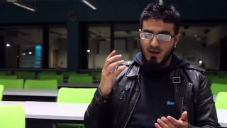 FOSIS Midlands..A Day in the Life of an ISoc Member with Boonaa Mohamed