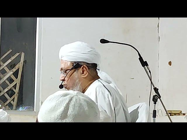 🔴Live   Khatme Khawajghwan   Hazrath Maulana Sayyed Muhammad Talha Qasmi Naqshbandi Mujaddidi DB