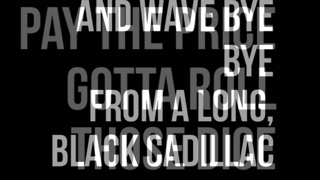 Black Cadillac Shinedown- Lyrics - YouTube