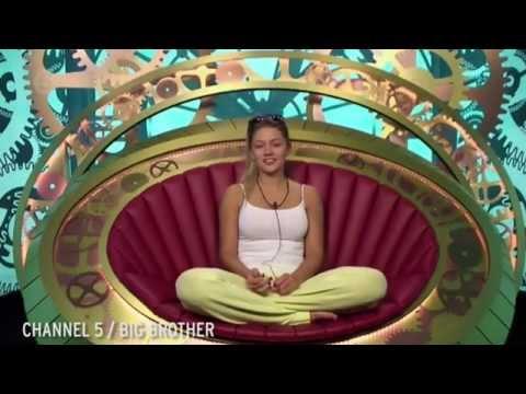 Big Brother Big Brother: Sarah Greenwood