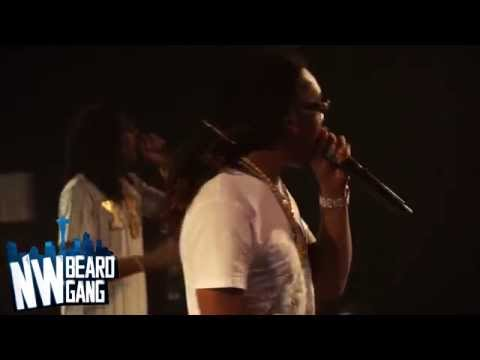 Migos -One Time  [Official Live Video]