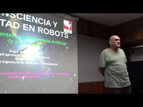 Consciencia y Libertad en Robots (Conscience and Freedom in Robots)