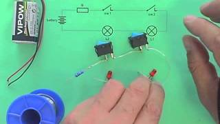 Series circuit - how does it work ?