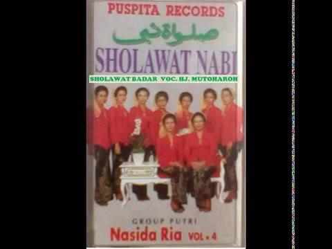 Nasida Ria - Sholawat Badar