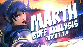 Marth Analysis Post Patch 1.14 Buff - Smash Bros Wii U - ZeRo