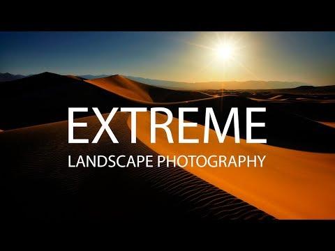 EXTREME LANDSCAPE PHOTOGRAPHY