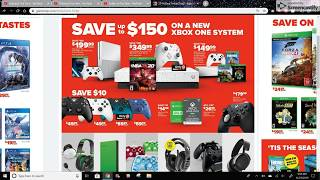 Gamestop Black Friday Ad Overview! Buy 2 Get 1 Free Funko Pops! $10 Pokemon Boxes! And More!
