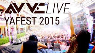 AVVE Live at Yafest 2015