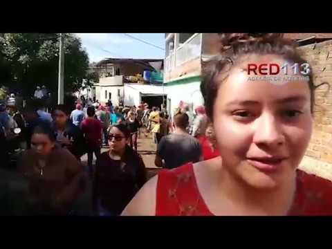 VIDEO Aumenta a 5 el número de muertos en Peribán: Pedro Carlos Mandujano