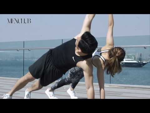 【MenClub健身室】15 mins Workout in your Leisure time