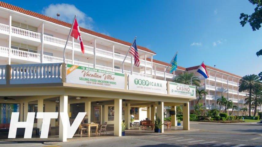 hotel tropicana aruba resort y casino